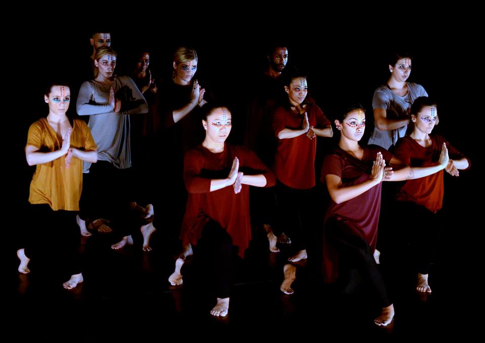 NEW VIDEO! TRIBE, Official – Choreography Brinda Guha, Music Nosaj Thing